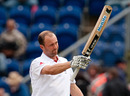 Jonathan Trott made his second Test double hundred