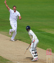 Chris Tremlett pace and bounce was too much for Sri Lanka's batsmen
