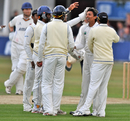 Suraj Randiv helped himself to a hat-trick in Sri Lanka's tour match, Essex v Sri Lankans, Tour Match, Chelmsford, June 11 2011