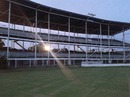 The stands at the Antigua Recreation Ground, Antigua, June 13, 2011