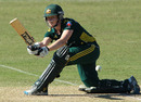 Alex Blackwell top scored for Australia with 51, Australia Women v New Zealand Women, Rose Bowl, 3rd ODI, Brisbane, June 16, 2011