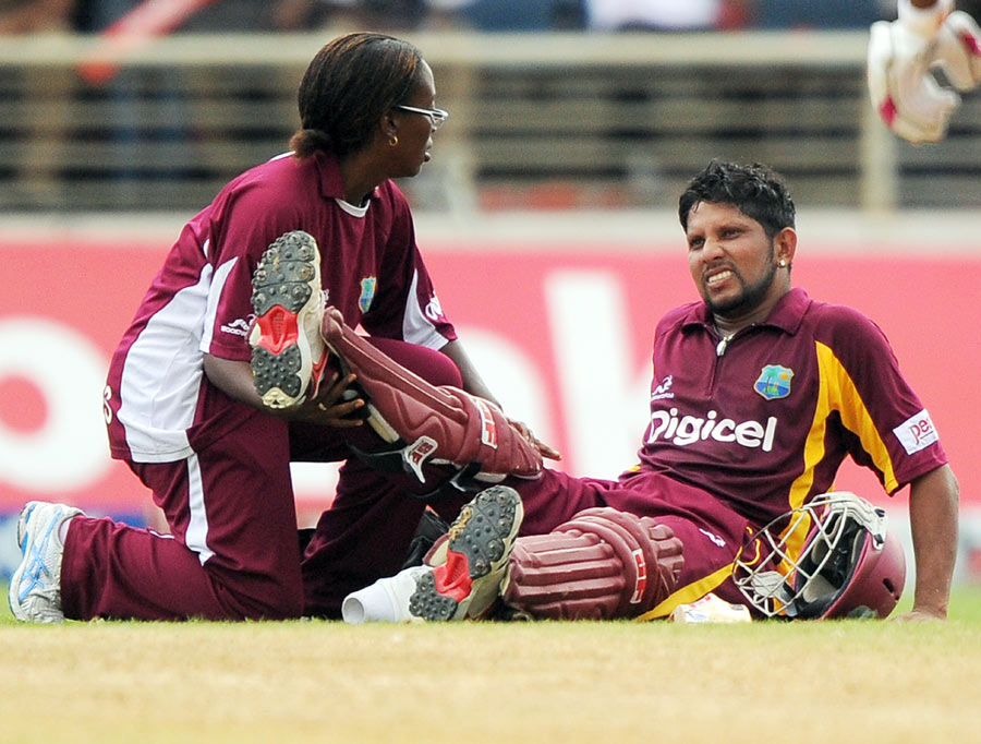 Sarwan Dropped from West Indies ODI Tri-Series Squad – 23rd June