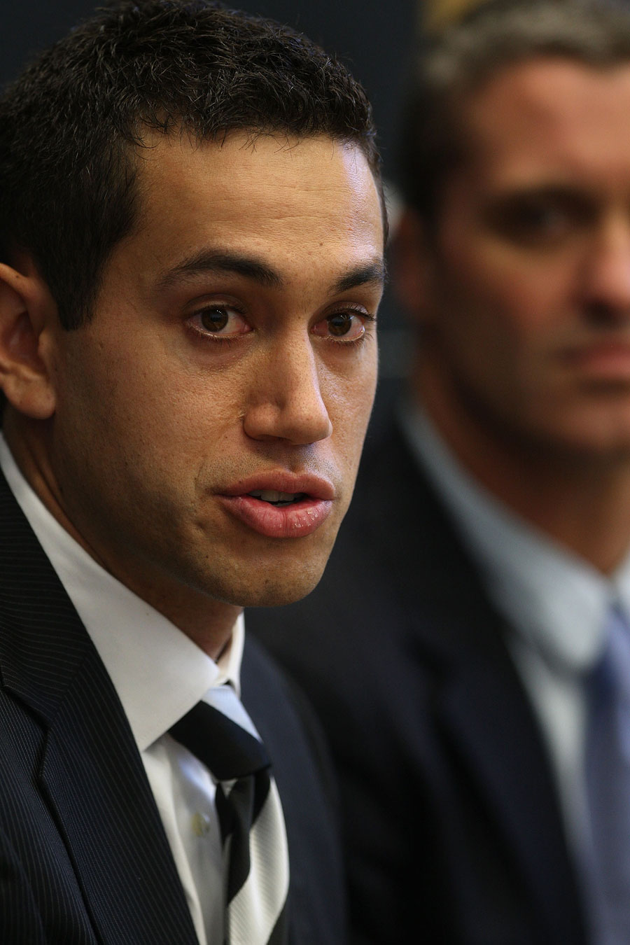 134231 - Ross Taylor named New Zealand captain