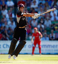 Craig Meschede hit a quick-fire half-century to guide Somerset to victory