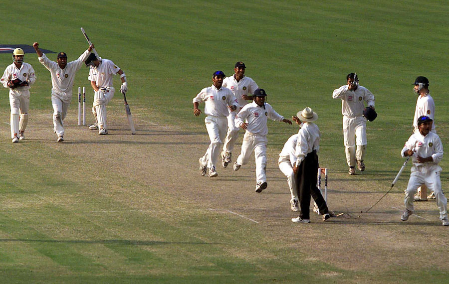 Top 10 victories of Indian cricket team since 2000