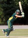 Shelley Nitschke anchored Australia's successful run chase with 78 from 100 balls, Australia Women v India Women, Natwest quadrangular series, Chesterfield, July 2 2011