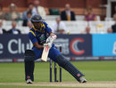 Dinesh Chandimal played some enterprising strokes during his century, England v Sri Lanka, 3rd ODI, Lord's July 3 2011