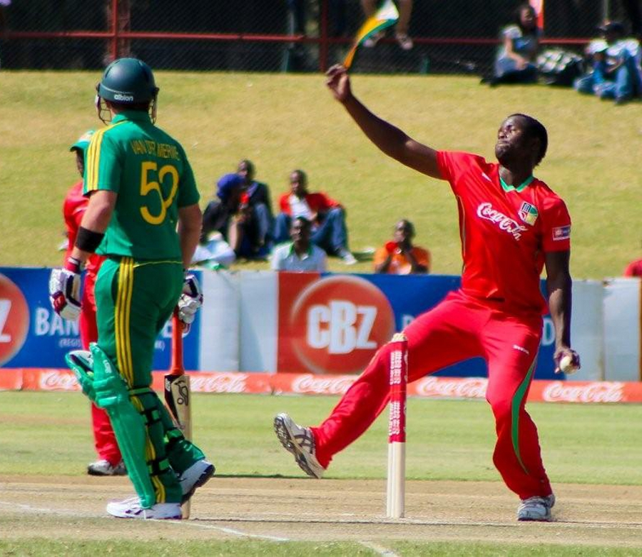 134815 - Zimbabwe battle but Australia A in charge