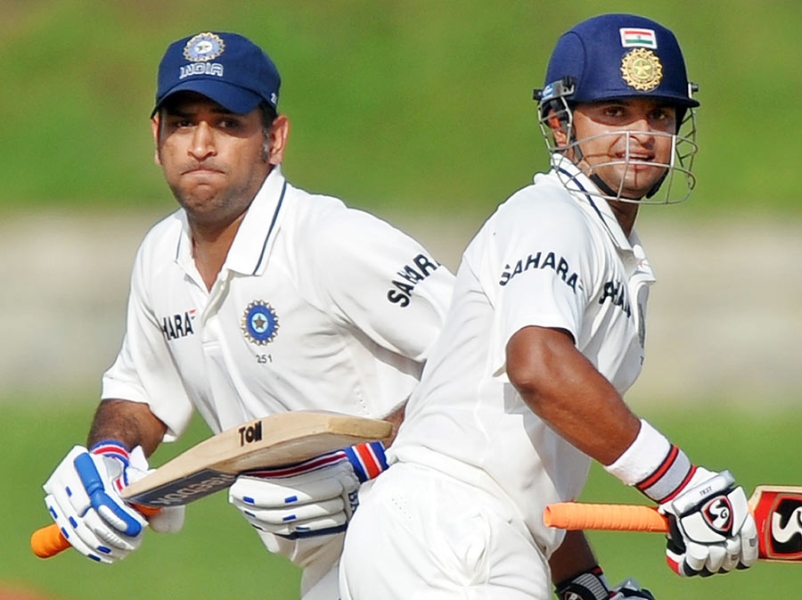 MS Dhoni and Suresh Raina added 103 for the sixth wicket ...