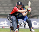 Eoin Morgan manoeuvred the ball superbly in an 60-ball 57