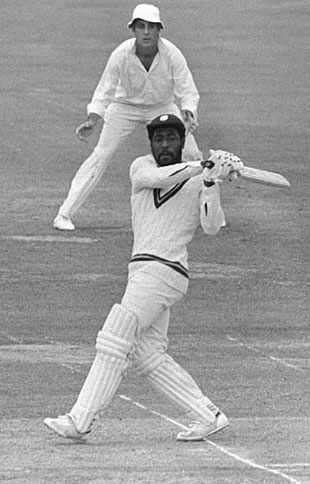 After Collis King set the tone, Viv Richards was in imperious mood