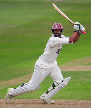 Arul Suppiah was one of a number of Somerset players who enjoyed good outings against India