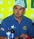 Bangladesh's new fielding coach Jason Swift in Mirpur, July 18, 2011