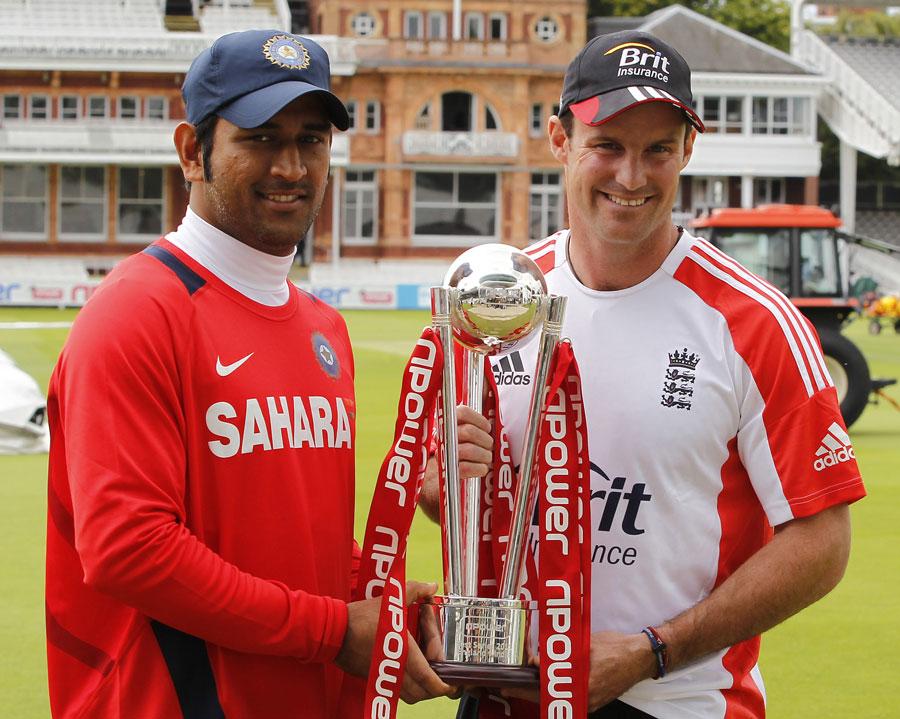 India vs England - ODI Series - 2011