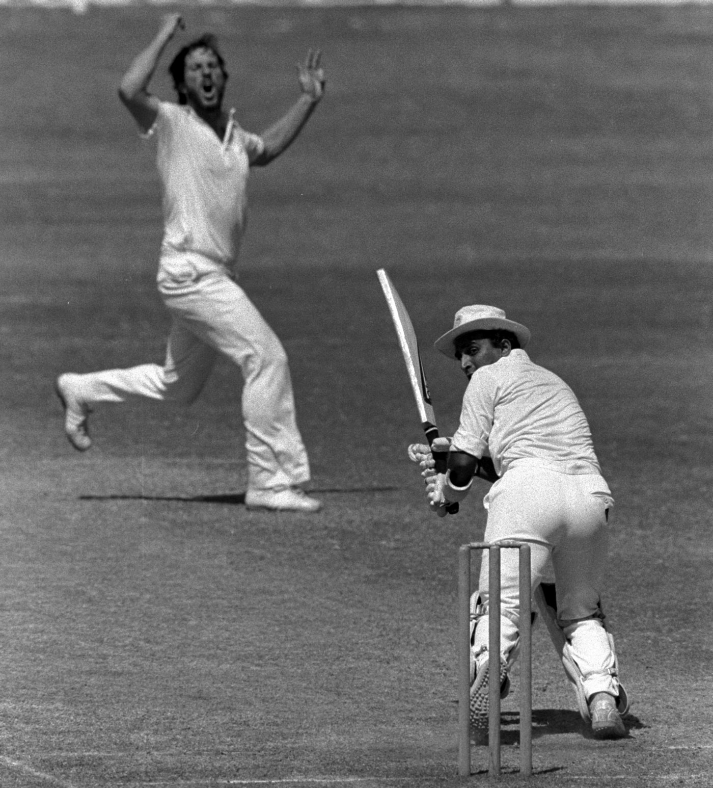 All-round, everywhere: Botham was all over the Jubilee Test like a rash