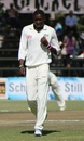 Chris Mpofu picked up two wickets in an over against Australia A