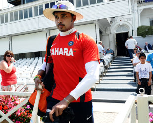 Sreesanth could be in the India playing XI for the Trent Bridge Test with Zaheer Khan being ruled out