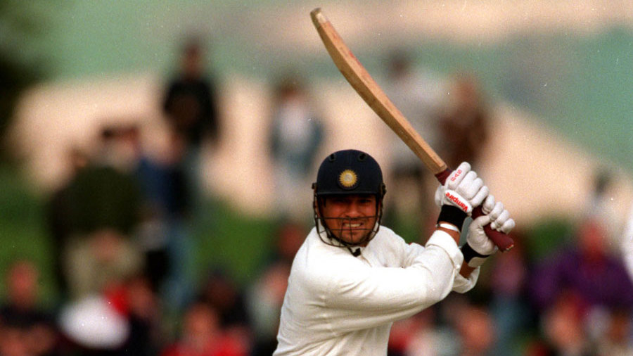 "<b>Match:</b> <a href=""http://www.espncricinfo.com/ci/engine/match/63695.html"" target=""_blank"">India v New Zealand, Chennai, 1995</a><br><b>Overs played:</b> 71.1<br><b>Trivia:</b> This was Sachin Tendulkar's only Test Man-of-the-Match award between February 1993 and March 1998"