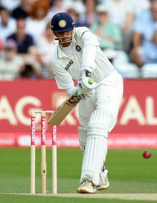 Rahul Dravid scored his third century in five Tests, all in tough conditions, all after his 38th birthday