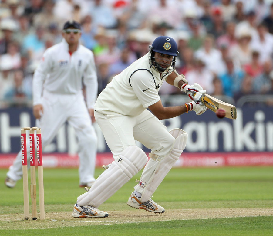 India vs England 2nd Test Cricket Highlights 2011