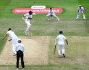 Yuvraj Singh nicks a bouncer from Tim Bresnan, England v India, 2nd Test, Trent Bridge, 4th day, August 1, 2011