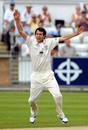 Graham Onions took six wickets to earn Durham a lead, Durham v Nottinghamshire, County Championship, Division One, Chester-le-Street, August 3, 2011