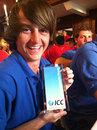 Josh Evans, MVP, European Under-19 Division 2 Championships