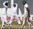 Bangladesh react after Abdur Razzak troubles Vusi Sibanda