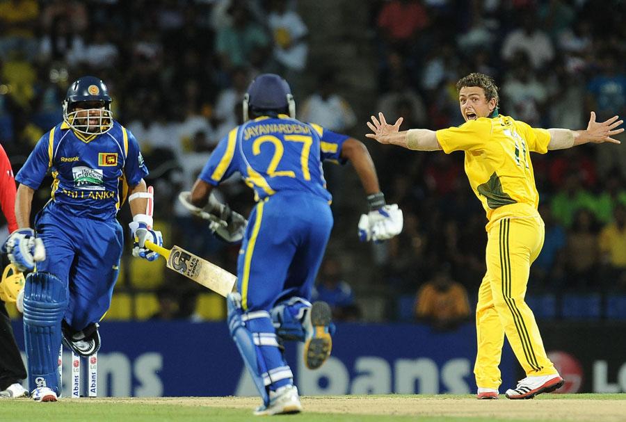 Sri Lanka vs Australia Highlights 1st T20 2011