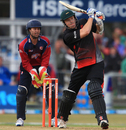 Andrew McDonald's half-century laid the foundation to Leicestershire's victory