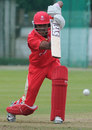 Nitish Kumar scored 150 but could not prevent a PNG victory, Canada U-19s v Papua New Guinea U-19s, Eglinton, August 6, 2011