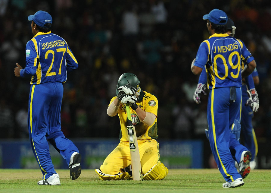 Sri Lanka vs Australia Highlights 1st odi 2011