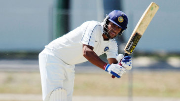 Saurabh Tiwary hammered 151 off 148 for India Emerging Players