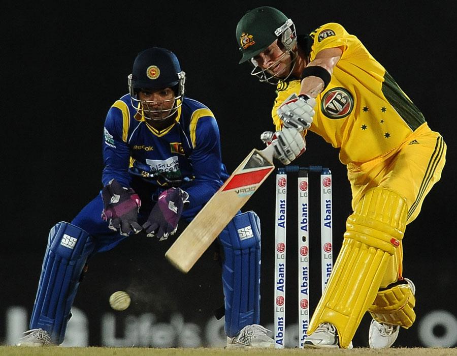 Sri Lanka vs Australia Highlights 2nd odi 2011