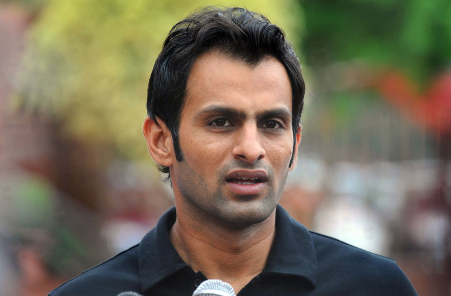 136049 - Shoaib Malik cleared to play for Pakistan