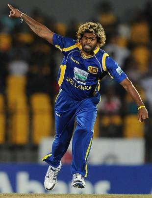 Lasith Malinga ran through Australia, Sri Lanka v Australia, 3rd ODI, Hambantota, August 16, 2011