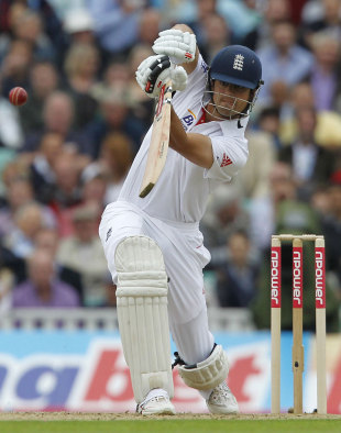Alastair Cook's mind-over-matter run-getting epitomises England's approach