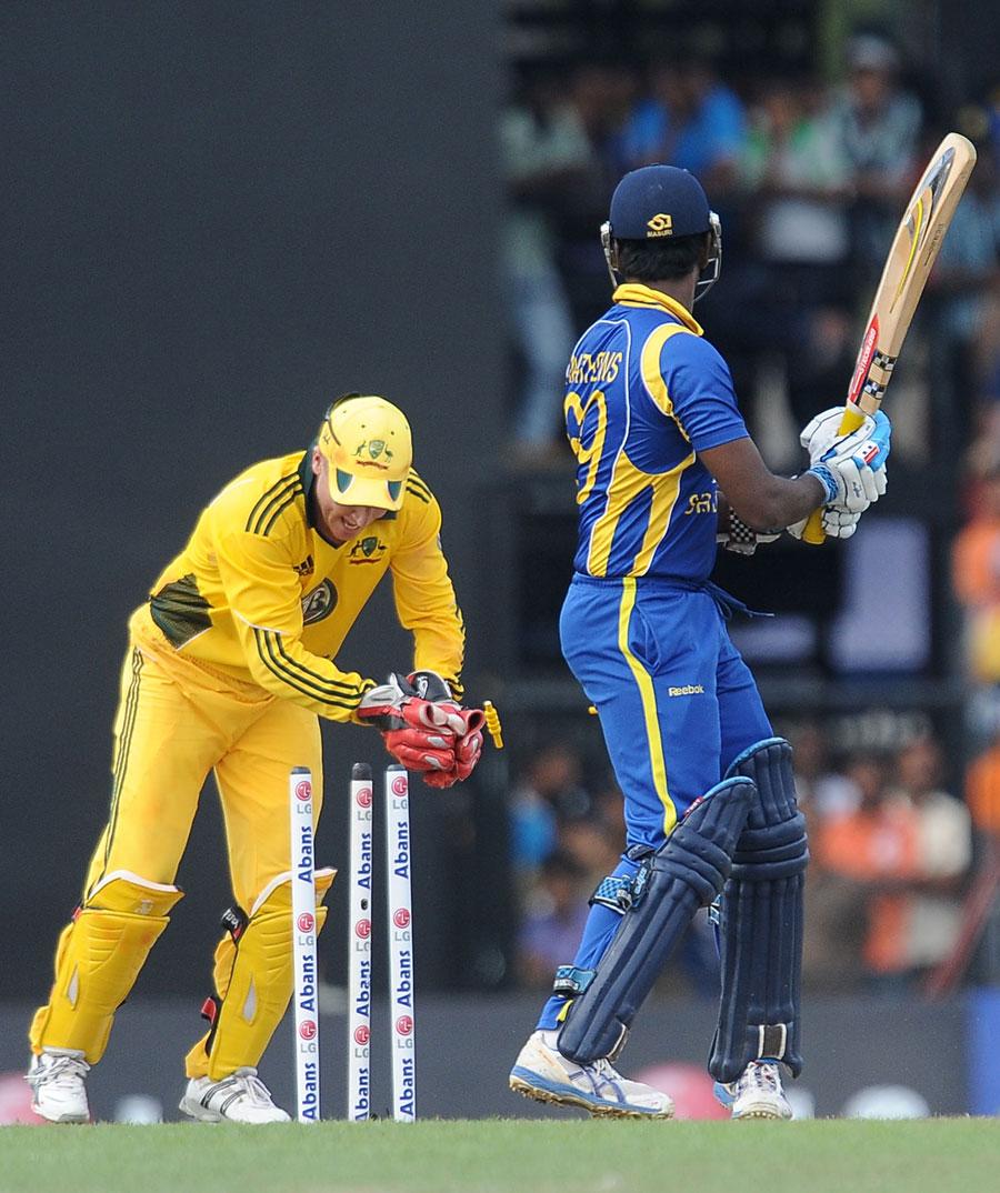 136214 - Batsmen lacked application - Atapattu