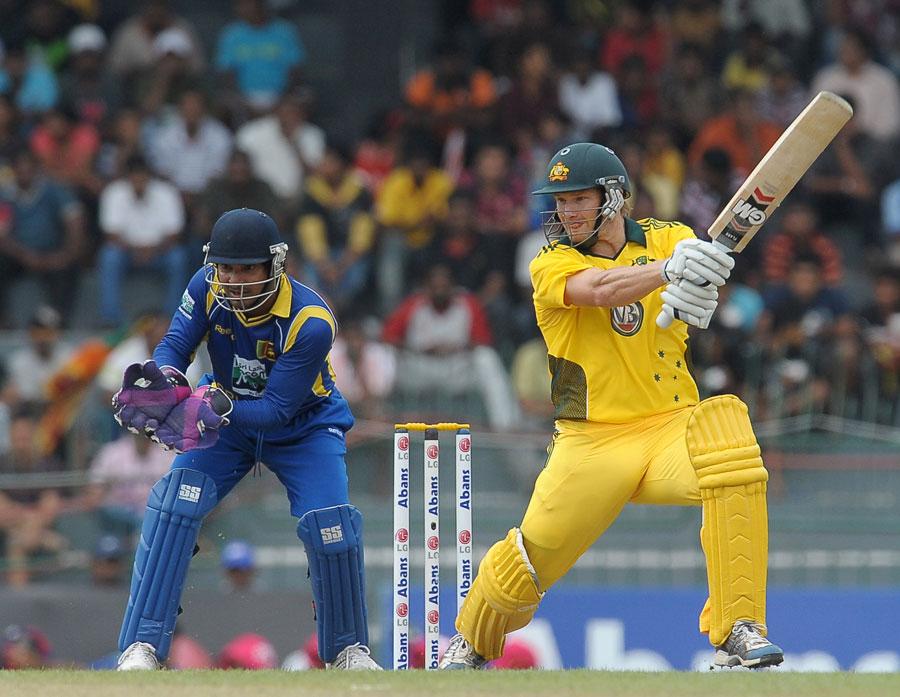 Sri Lanka vs Australia Highlights 5th odi 2011