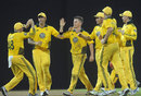 Australia get together after Xavier Doherty snags Chamara Silva