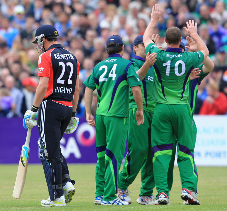 136373 - Ireland submit plans for more ODIs