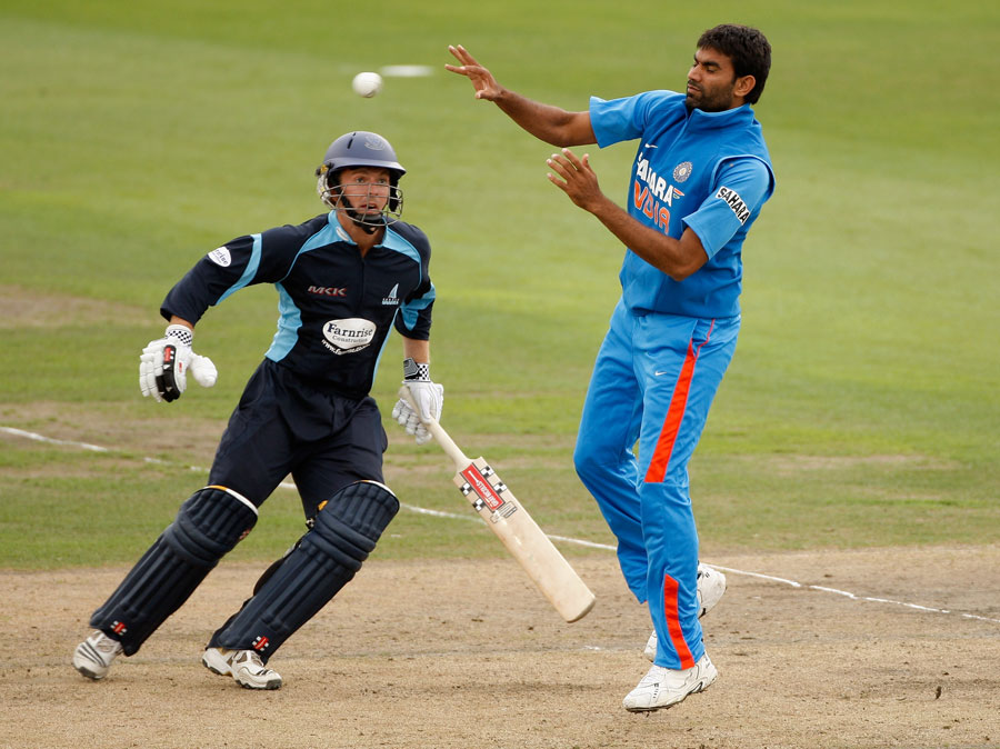 Munaf Patel Announcement Retirement From International Cricket