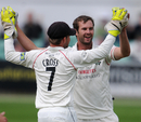 Tom Smith was in the wickets against Worcestershire, Worcestershire v Lancashire, New Road, August 31 2011