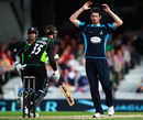 Chris Liddle helped the Sussex cause with four wickets against Surrey, Surrey v Sussex, Clydesdale Bank 40 Semi-Final, The Oval, September 4 2011