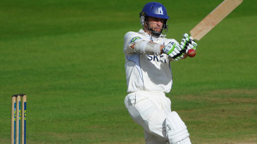 Jim Troughton returned to form with a century as Warwickshire's batsmen flourished at Edgbaston