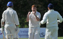 Kevin O'Brien took two wickets as his side closed in on victory on the third day