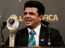 Aleem Dar was voted best umpire for the third year in a row