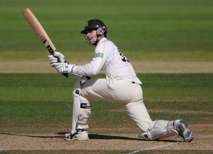 Tom Maynard's hundred helped Surrey to full batting points, Surrey v Derbyshire, County Championship, Division Two, The Oval, September 12, 2011