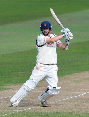 Paul Horton helped Lancashire make a positive start to their innings, Somerset v Lancashire, County Championship, Division Two, Taunton, September 13, 2011