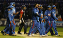 India trudge off after losing the one-day series 0-3, England v India, 5th ODI, Cardiff, September 16, 2011